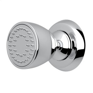 Polished Chrome Perrin & Rowe Holborn Single-Function Body Spray Product Image