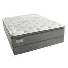BeautySleep - Keyes Peak - Pillow Top - Luxury Firm - Cal King