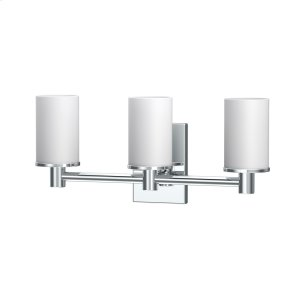 Modern Farmhouse Lighting Sconces in Chrome Product Image