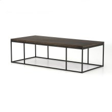 Harlow Small Coffee Table-english Brown