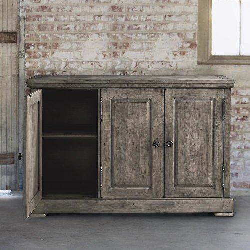 Bench*Made Maple Three Door Hawkins Huntboard