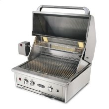 """Performance Series Built-In 30"""" Gas Grill with Rotisserie System"""