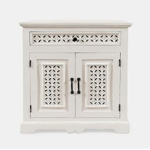 "Decker 32"" Console-antique White"