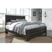 Brinxton - Charcoal 3 Piece Bed Set (King)