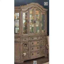 Ilana Traditional China Cabinet