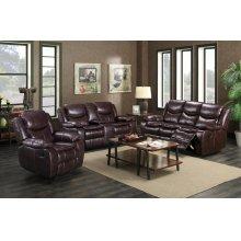 Emerson Brown 3PCS Living room Set