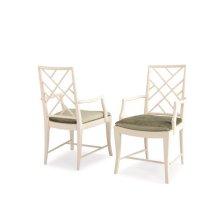 Crossback Arm Chair