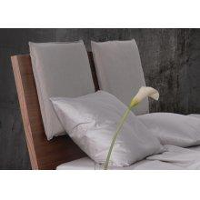 Headboard pillow