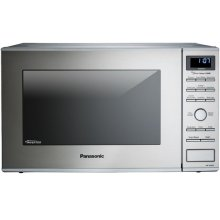 1.2 Cu. Ft. Built-In/Countertop Microwave Oven with Inverter Technology - Stainless Steel - NN-SD681S