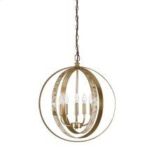 Moshe Metal Pendant Light