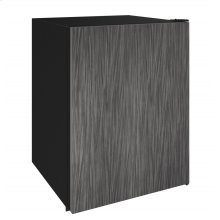 """Ada Series 24"""" Ada Solid Door Refrigerator With Integrated Solid Finish and Field Reversible Door Swing (115 Volts / 60 Hz)"""