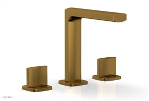 RADI Widespread Faucet - Blade Handle High Spout 181-01 - French Brass Product Image