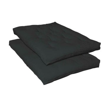 Black Futon Pad