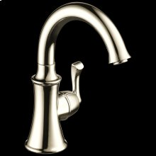 Polished Nickel Traditional Beverage Faucet