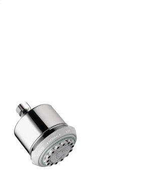 Chrome Showerhead 3-Jet, 2.5 GPM Product Image