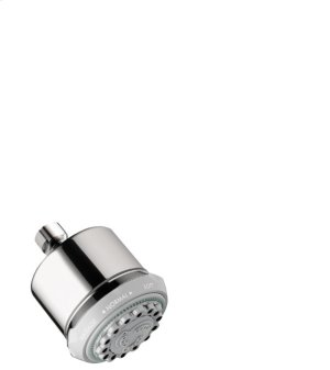 Chrome Showerhead 3-Jet, 2.5 GPM Product Image