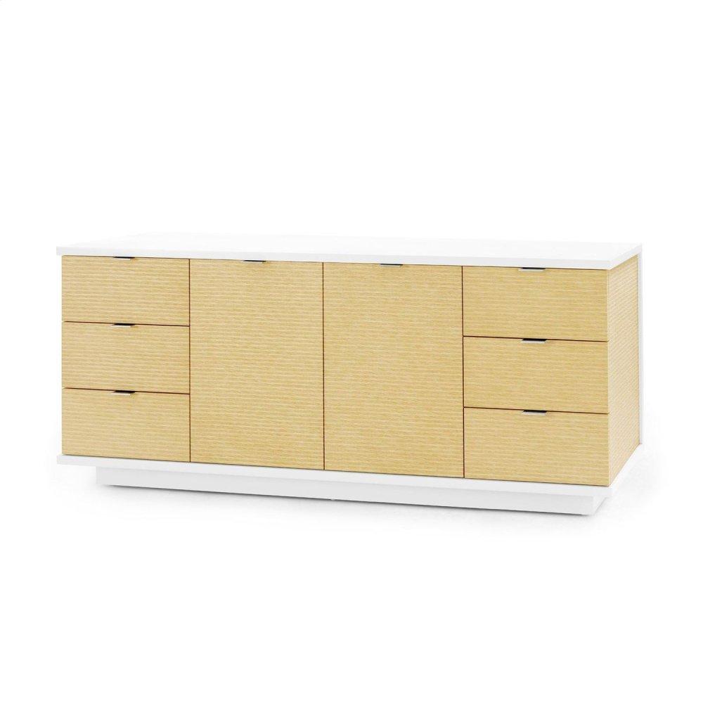 Cosmopolitan AV Cabinet/Buffet, Natural