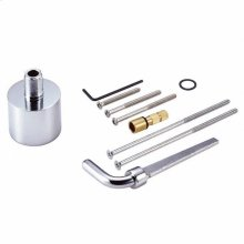 Chrome Treysta® Valve Deep Wall Extension Kit