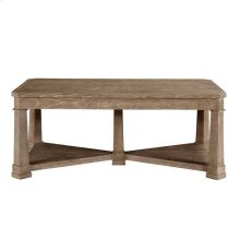 Wethersfield Estate Cocktail Table - Brimfield Oak