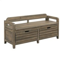 Mill House Engold Bed End Bench