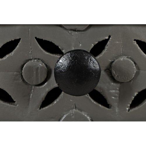 "Decker 70"" Console-antique Grey"