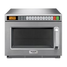 1200 Watt Compact Commercial Microwave Oven with 60 Programmable Memory Pads NE-12523