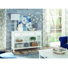 Console Table in Beach White Product Image