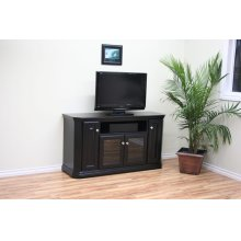 """A-TF298 Traditional Fluted 56"""" TV Console"""