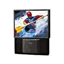 """51"""" Diagonal HDTV Compatible Projection Television"""