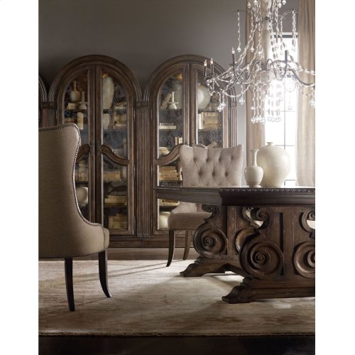 Dining Room Rhapsody Tufted Dining Chair