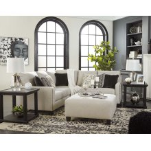 LAF Sofa w/Corner Wedge