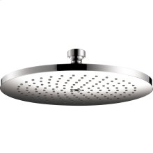 Chrome Overhead shower 240 1jet 1.75 GPM