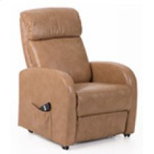 REC-5952 Canto Peanut Leather Recliner