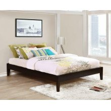 Hounslow Cappuccino Twin Platform Bed
