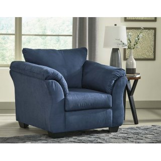 Darcy Chair Blue