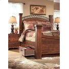 Timberline - Warm Brown 6 Piece Bed Set (King) Product Image