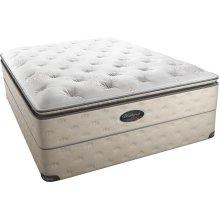 Beautyrest - World Class - Tresback - Luxury Firm - Super Pillow Top - Queen
