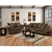 4171 Sofa in Osaka Mocha (MFG#: 4171-02S)