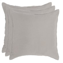 Arcadia Dove 3Pc Euro Sham Set