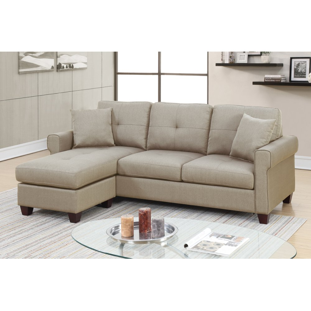 2-pcs Sectional Sofa