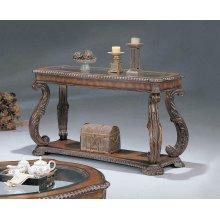 Garroway Traditional Occasional Sofa Table