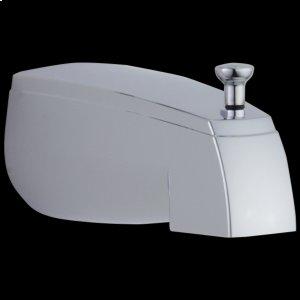 Chrome Tub Spout - Pull-Up Diverter Product Image