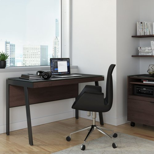 6903 Compact Laptop Desk in Sepia