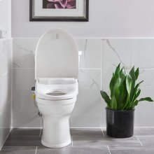 Advanced Clean 2.5 SpaLet Bidet Seat with Remote Control Operation  American Standard - White