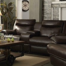 Macpherson Casual Motion Power Loveseat