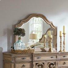 Ilana Traditional Dresser Mirror