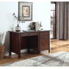 Traditional Red Brown Writing Desk Product Image