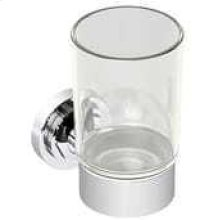 Chrome Plate Tumbler holder