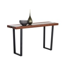 Albany Console Table - Brown
