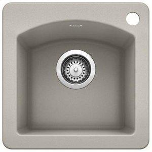 Blanco Diamond Bar Sink - Concrete Gray Product Image